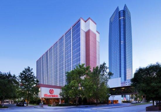 Sheraton Oklahoma City Downtown Hotel Oklahoma City Ok
