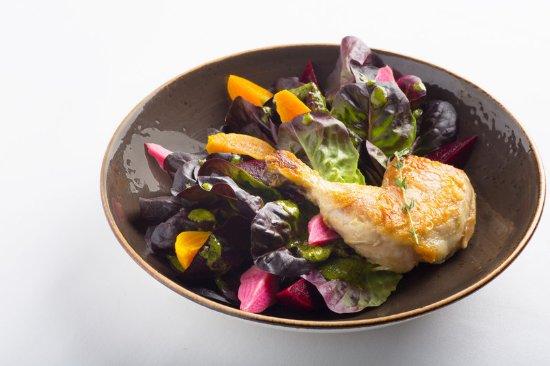 The Westin Galleria Dallas : Crispy Confit Salad