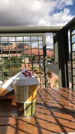 Best views, great breakfast!