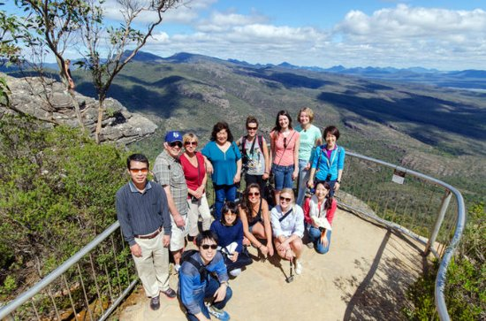 Small-Group Grampians Day Trip from...