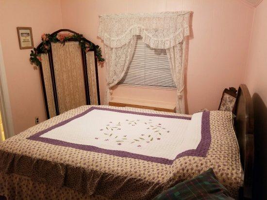 Tombstone Bordello: Soiled Dove Room Interior