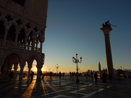 Hotel Anastasia: Early morning in San Marco
