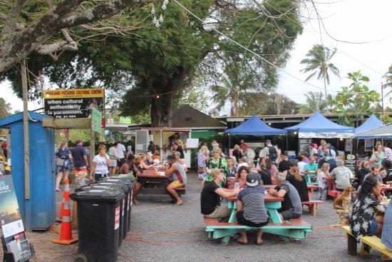 Ngatangiia, Islas Cook: Muri Night Markets