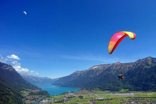 AlpinAir Paragliding Interlaken