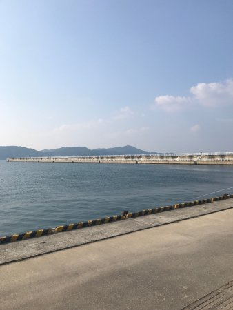 Wakayama Marinecity Seafishing Park