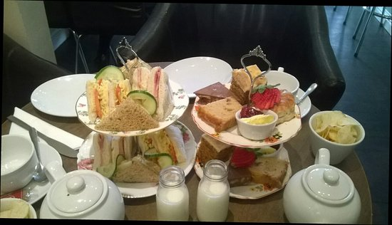 Hope Yard Cafe: Afternoon teas out of this world