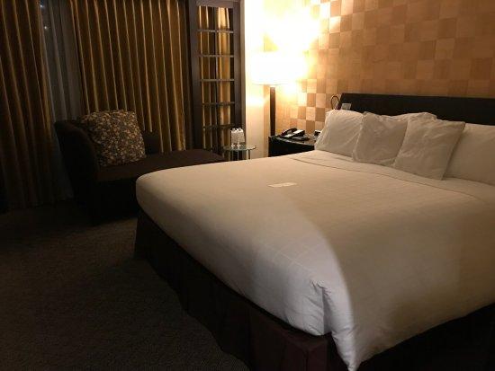 Sheraton Miyako Hotel Tokyo: Hotel Room