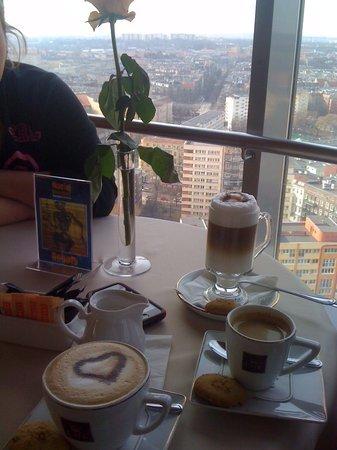 Café 22: kaffka