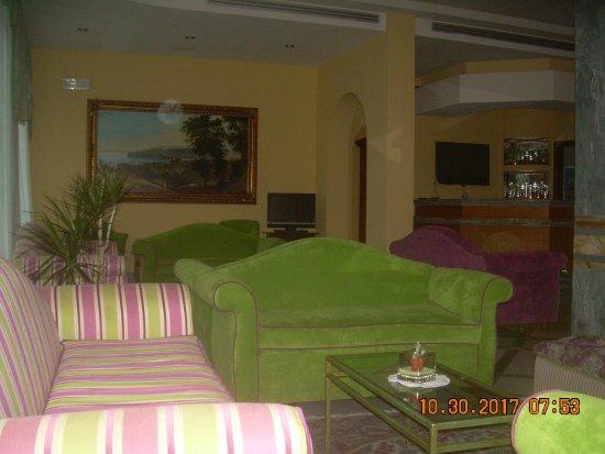 Hotel Zi Teresa: hall