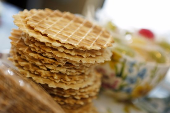 Kapellen, België: Ook glutenvrije, lactosevrije en suikervrije aanbiedingen