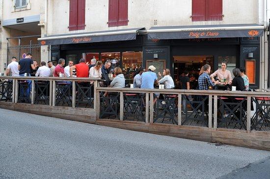 Puig & Daro : Terrasse pour les beaux jours