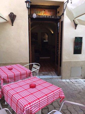Castellar, Frankreich: Terrasse