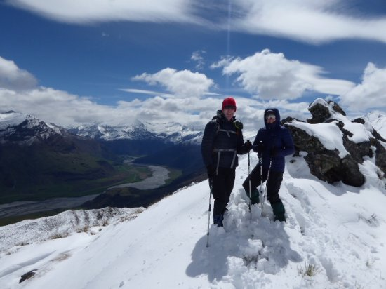 Eco Wanaka Adventures: Alpine lakes helihike