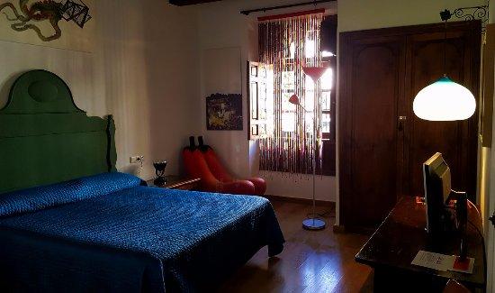 Hotel Enfrente Arte: Room 1