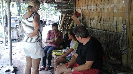 Mayong Village Tracking Experience