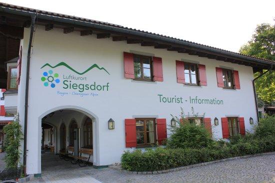 Tourist-Information Siegsdorf