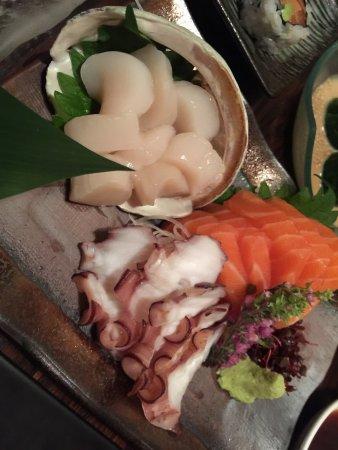 Delightful & understated sushi!... & Sake