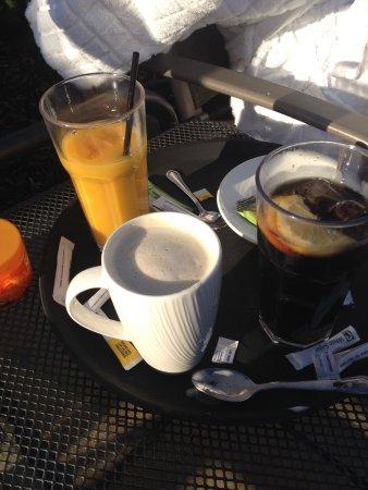 Sindlesham, UK: Drinks