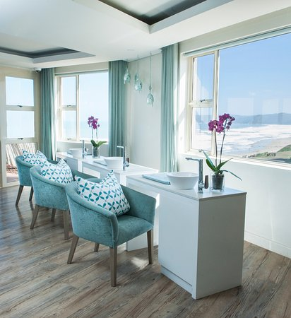 Views Boutique Hotel & Spa: Spa Manicure Station