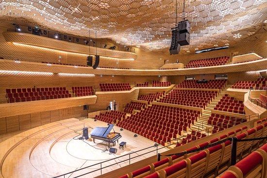 La seine musicale boulogne billancourt frankrig anmeldelser - Programme la seine musicale ...
