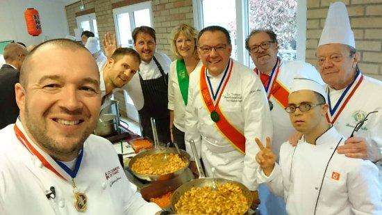 Les Deux Moineaux : Concours de l'assiette gourm'hand 2017 á bailleul