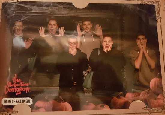 The Blackpool Tower Dungeon : 20171105_183403_large.jpg