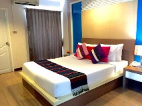 Charoenchit House Hotel : Standard Room