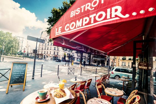 Le comptoir paris 18 avenue rene coty 14th arr - Le comptoir paris restaurant ...