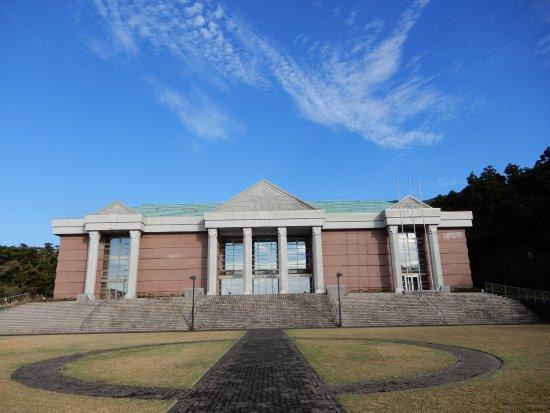 Izu Oshima Volcano Museum