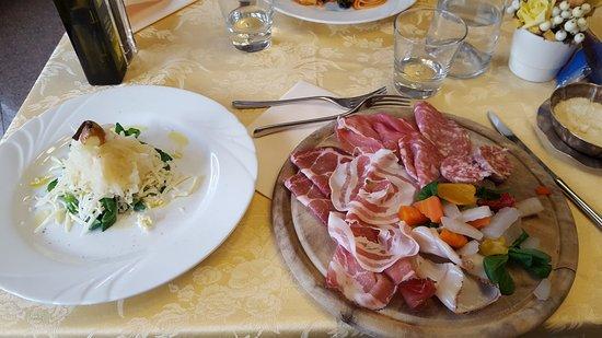 Hotel Ristorante Croce Bianca: 20171106_132612_large.jpg