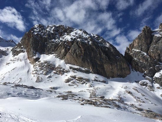 Rocca Pietore, Italien: Magnifico panorama!