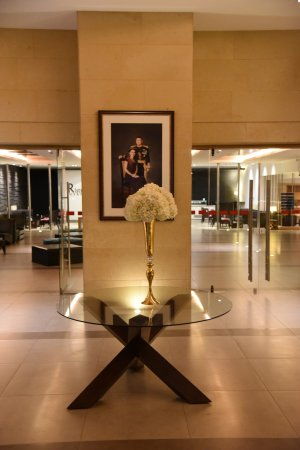 Amman Airport Hotel: Entrance