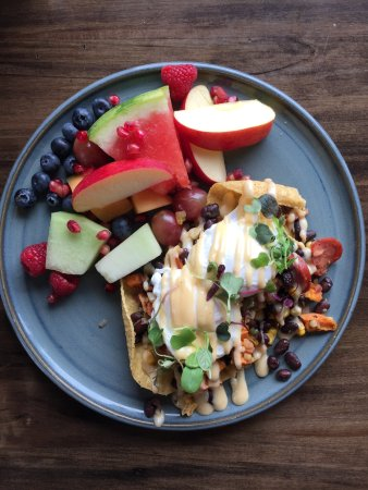 Uxbridge, Canada: HUEVOS BENEDICTINOS - Breakfast Menu