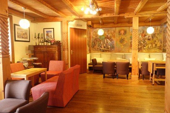 Hotel de La Couronne : Salon