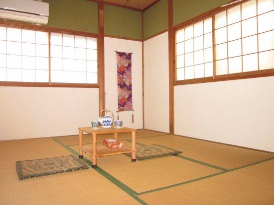 Moriguchi, Japón: 2 floor Japanese room (Tatami)