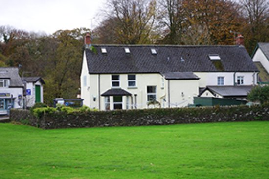 Exmoor Lodge Guest House: View from Park