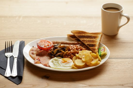 Kingsbridge, UK: Start the day with one of our breakfasts