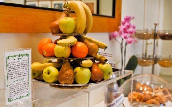 Hotel Italia: dettaglio breakfast