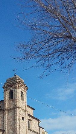 Moscufo, İtalya: vista esterna