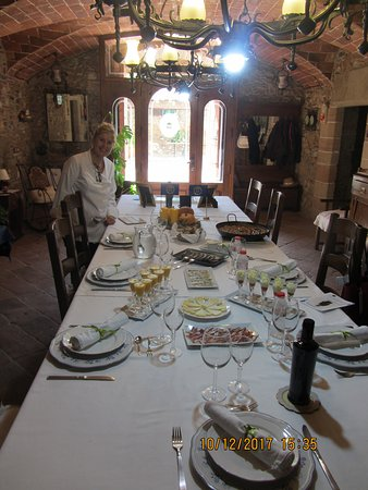 Bigues i Riells, Spain: You won't want to eat the rest of the day