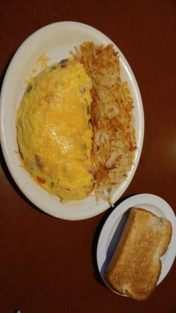 Cuyahoga Falls, OH: Molly Brown's Country Cafe