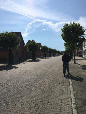 Rødby, Danmark: Rodbyhavn Trafikhavn