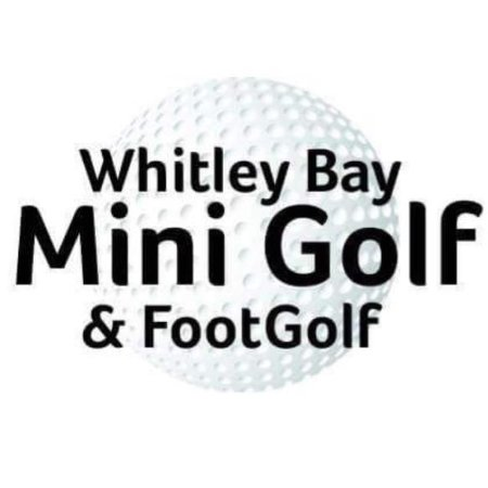 Whitley Bay Mini Golf & FootGolf Logo