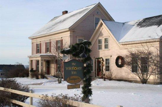Lyndonville, VT: The Farmhouse at the Wildflower Inn
