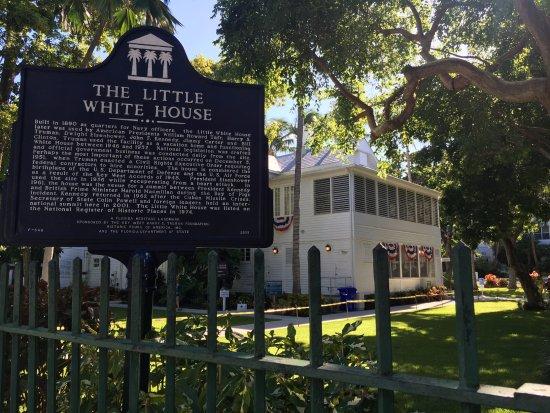 Harry S. Truman Little White House: La pequeña casa blanca