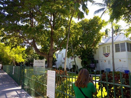 Harry S. Truman Little White House: Exteriores