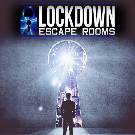 ‪Lockdown Escape Rooms‬
