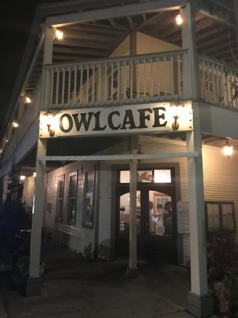 Owl Cafe Apalachicola Menu Prices Amp Restaurant Reviews