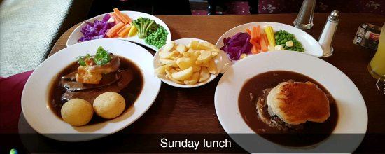 The Crown Tavern: Sunday lunch