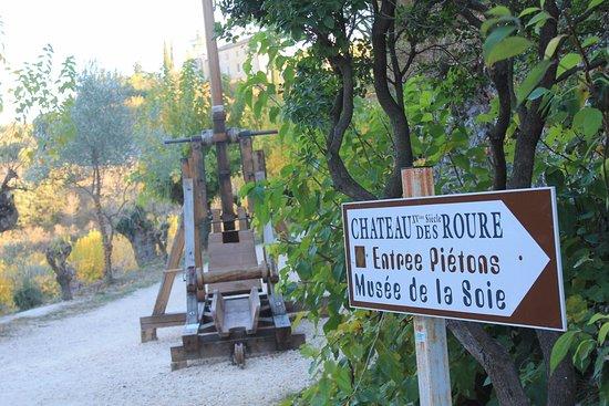 Labastide-de-Virac, Francia: Entrée